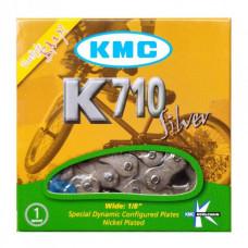Ланцюг KMC на BMX K-710 Silver 116