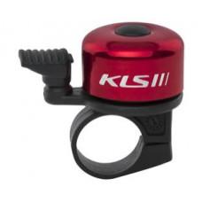Дзвоник KLS Bang червоний
